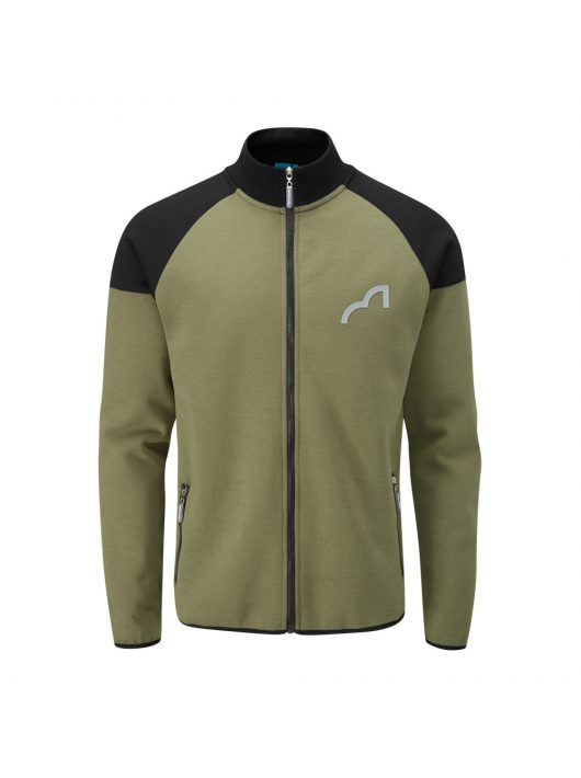 Spotted Fin Khaki Tech Fleece XL