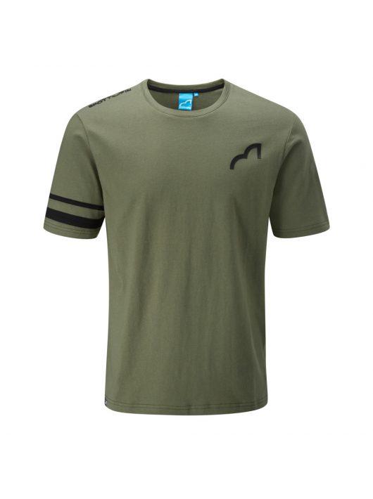 Spotted Fin Khaki Team T-Shirt 2XL