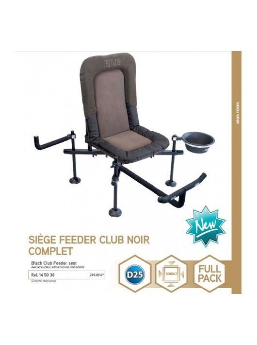 Rive Siege Club Feeder Szék D25 tartozékokkal