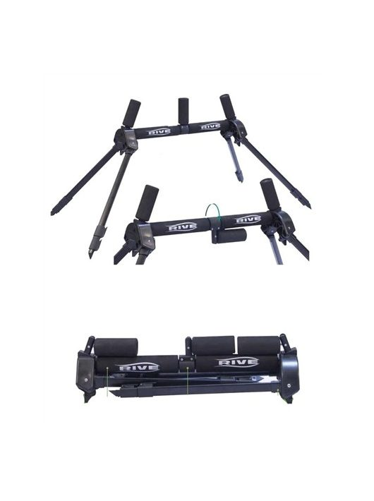 Rive Mini Twin rakósbot görgő 2x270mm