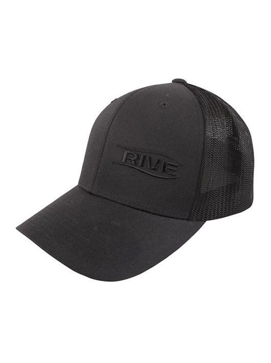 Rive Casquette Flexfit Rive Black Mesh M/L sapka