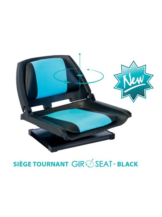 Rive Tournament Giroseat ülőfelület - fekete modul