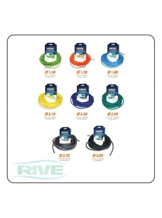Rive Elastiques Creux 3m cső gumi - 2,7mm Nr-14-18