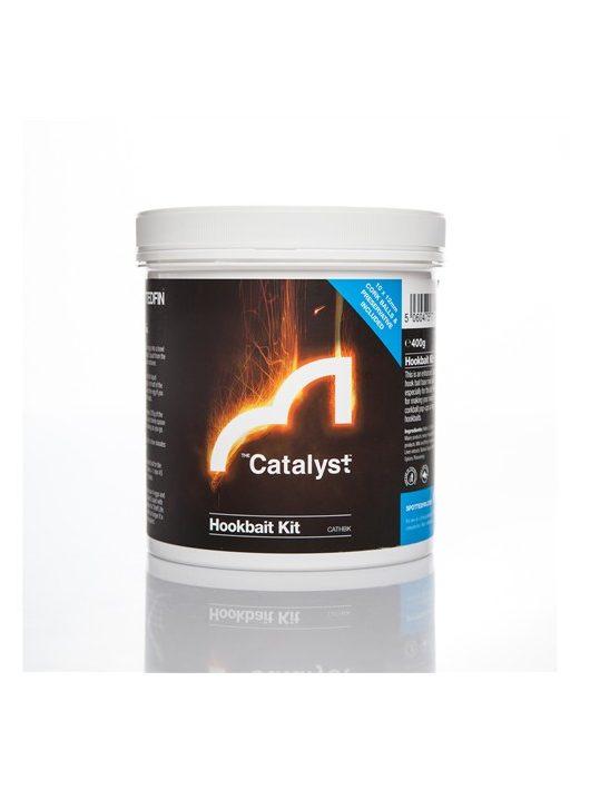 Spotted Fin The Catalyst Hookbait Kit - Bojli mix tartósítószerrel és parafa golyóval