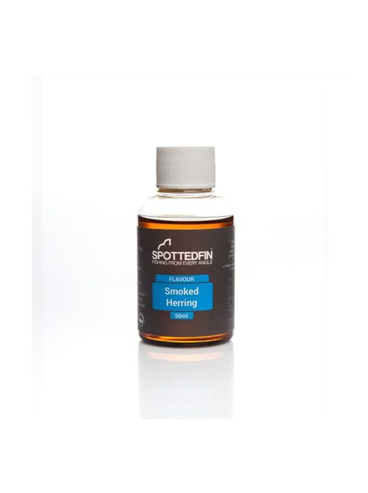 Spotted Fin Smoked Herring Flavour 50ml - Füstölt Hering Aroma
