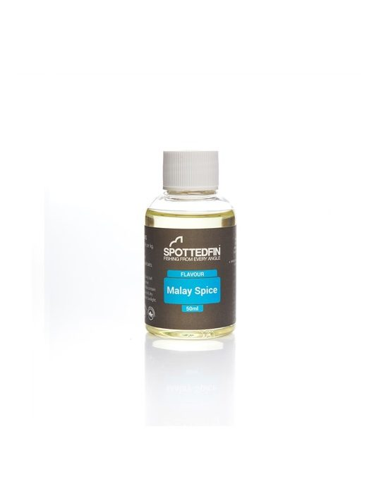 Spotted Fin Malay Spice Flavour 50ml - Maláj Fűszer Aroma
