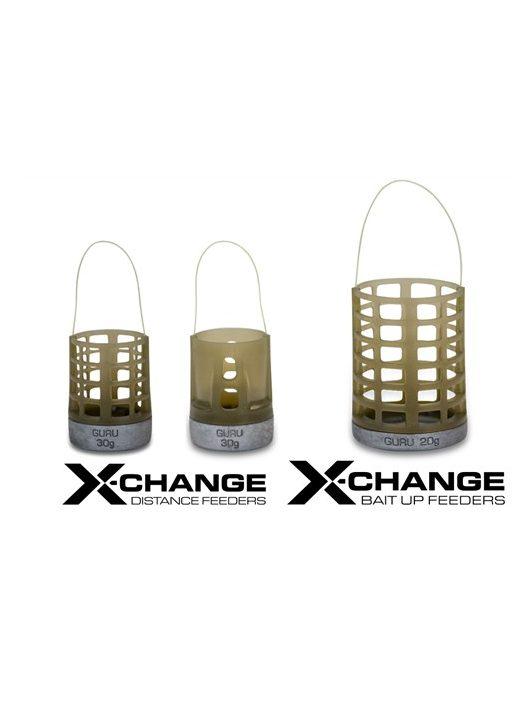 Guru X-Change Distance Feeder Small 20g+30g Solid