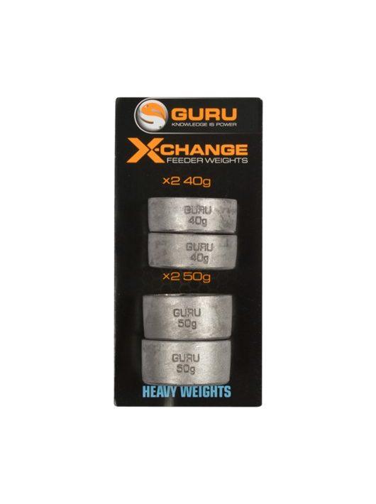 Guru X-Change Distance Feeder Heavy spare pack