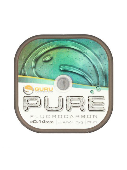 Guru PURE Fluorocarbon 0.18mm