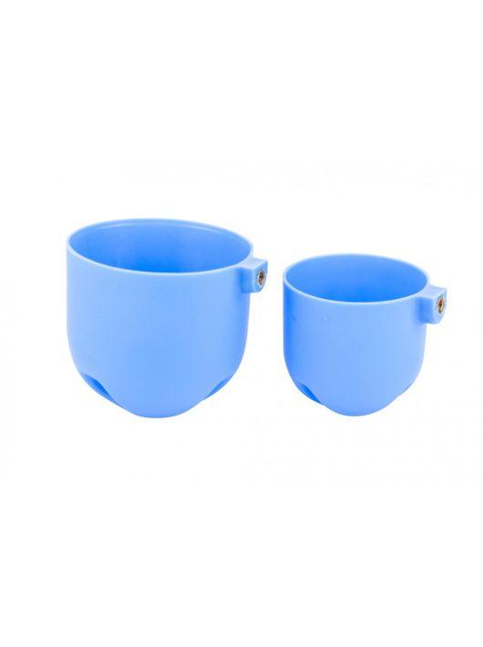 Garbolino kupakoló szett 2 db / etető csésze szett
