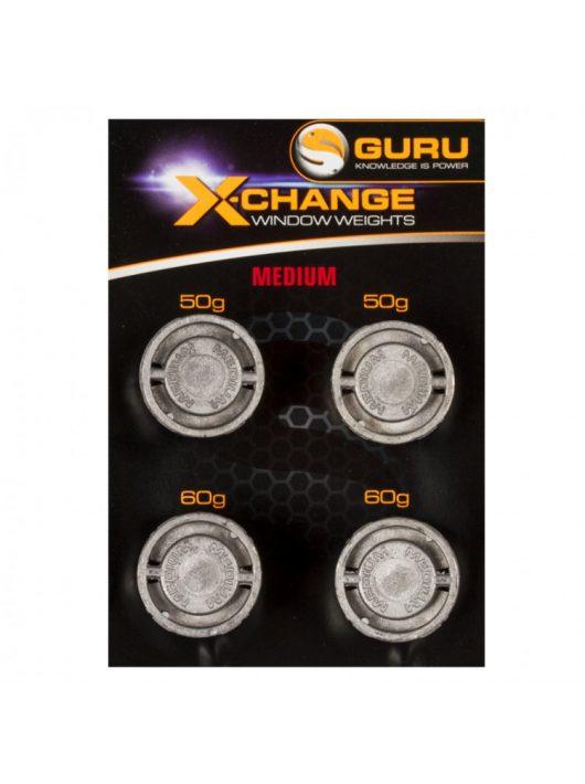 Guru Window Feeder - X-Small/Small Weight Pack Heavy - 40g+50g