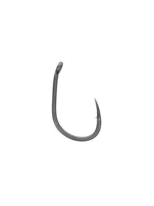 Korum Xpert Power Micro Barbed Micro szakállas horog - 8-as méret