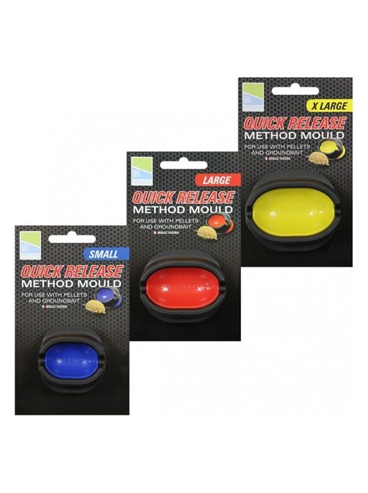 Preston Quick Release Method Mould - XL