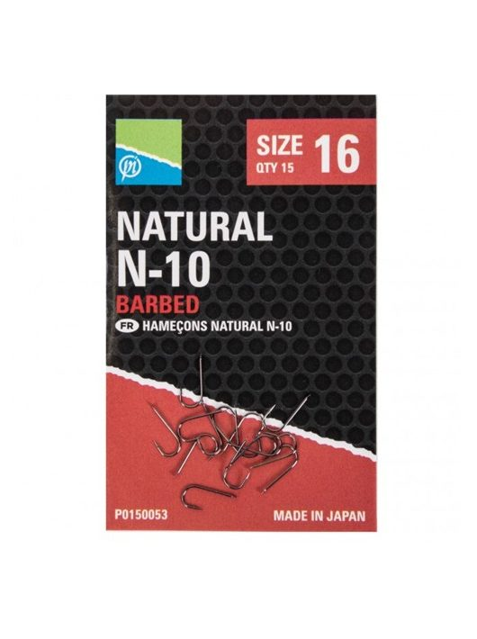 Preston Natural N-10 Size 14