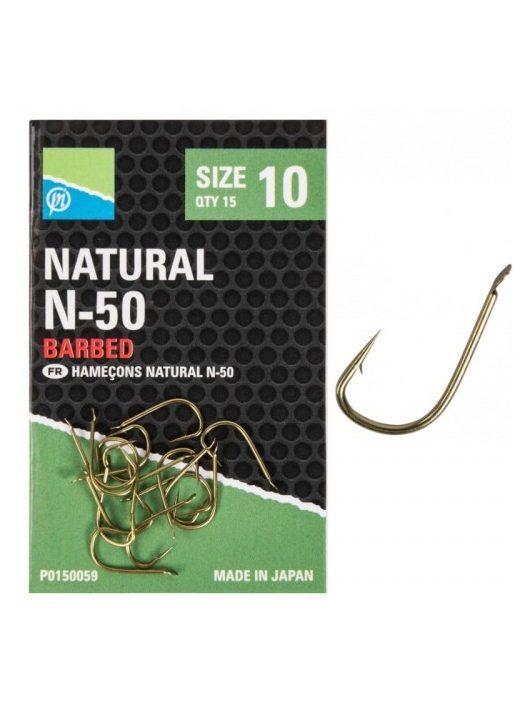 Preston Natural N-50 Size 8