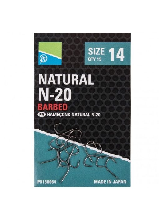 Preston Natural N-20 Size 12