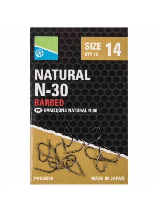 Preston Natural N-30 Size 16
