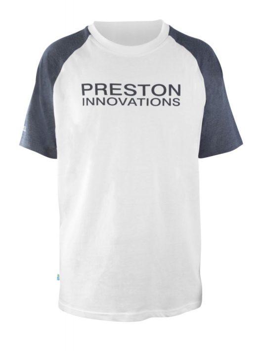 Preston White T-Shirt - XL