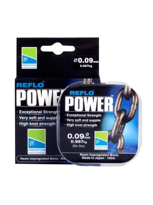 Preston Reflo Power 100M - 0.15mm