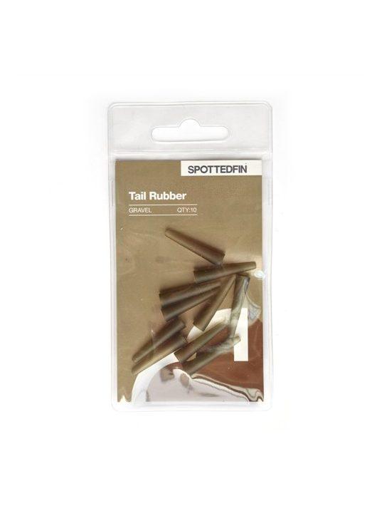 Spotted Fin SF Tail Rubbers - Gumiharang - Kavics 10 darabos
