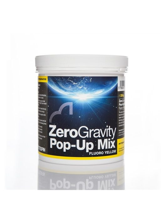Spotted Fin Zero Gravity Pop-Up Mix Fluoro Yellow - Bojli Pop-Up por sárga