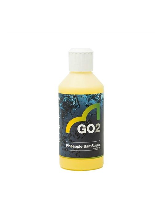 Spotted Fin GO2 Pineapple Bait Sauce - Ananász 250ml