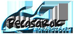 Pecasarok logo