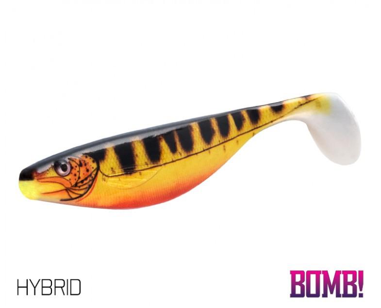 BOMB! Gumihal HYPNO / 2db 13cm/3D HYBRID